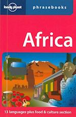 Africa Phrasebook (Lonely Planet Phrasebook)