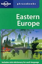 Eastern Europe Phrasebook (Lonely Planet Phrasebook)