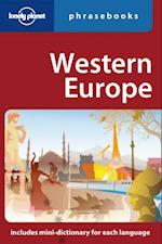 Western Europe Phrasebook (Lonely Planet Phrasebook)
