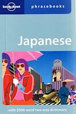 Japanese (Lonely Planet Phrasebook)