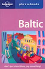 Baltic States (Lonely Planet Phrasebook)