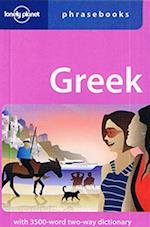 Greek Phrasebook (Phrase Book)