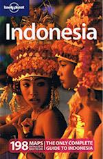 Lonely Planet Indonesia (LONELY PLANET INDONESIA)