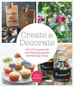 Create & Decorate