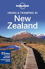 Lonely Planet Hiking & Tramping in New Zealand (Travel Guide)