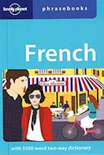 French Phrasebook (Lonely Planet Phrasebook)