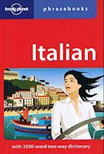 Italian Phrasebook (Lonely Planet Phrasebook)