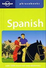 Spanish Phrasebook (Lonely Planet Phrasebook)