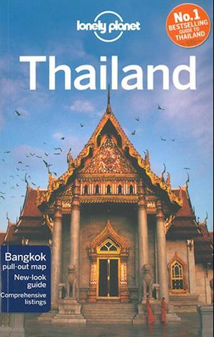 Bog, paperback Lonely Planet Thailand af China Williams