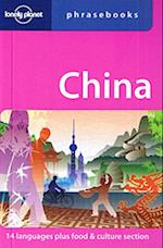Lonely Planet China Phrasebook (Lonely Planet Phrasebook)