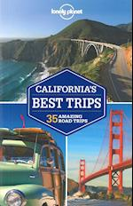 Lonely Planet California's Best Trips af Sara Benson