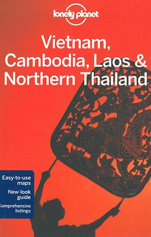 Bog, paperback Lonely Planet Vietnam, Cambodia, Laos & Northern Thailand af Nick Ray