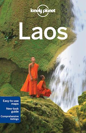 Lonely Planet Laos af Nick Ray