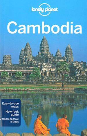Lonely Planet Cambodia af Nick Ray