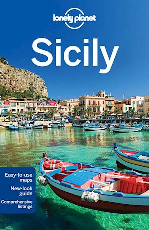 Lonely Planet Sicily af Gregor Clark