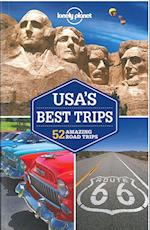 Lonely Planet Usa's Best Trips af Sara Benson