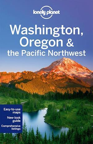 Lonely Planet Washington, Oregon & the Pacific Northwest af Sandra Bao