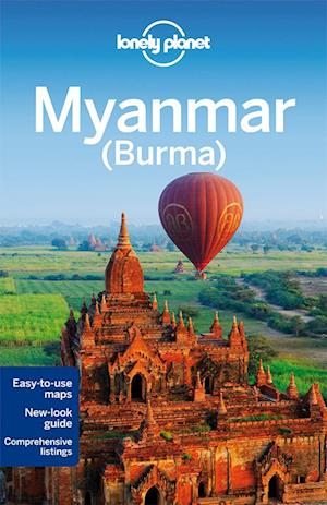 Lonely Planet Myanmar (Burma) af Lonely Planet