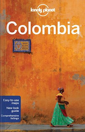 Lonely Planet Colombia af Lonely Planet