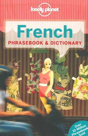 Bog, paperback Lonely Planet French Phrasebook & Dictionary af Not Available