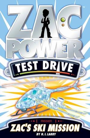Zac Power Test Drive af H. I. Larry