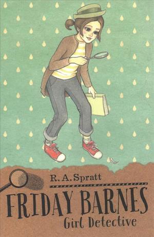 Friday Barnes af R.A. Spratt