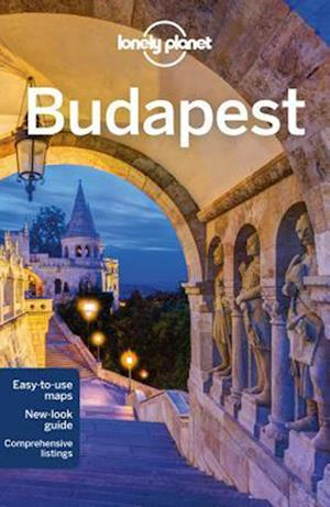 Lonely Planet Budapest af Lonely Planet