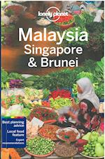 Lonely Planet Malaysia, Singapore & Brunei af Lonely Planet
