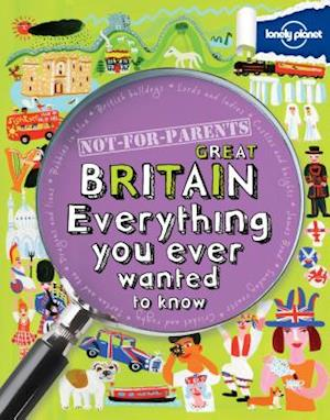 Lonely Planet Not-for-Parents Great Britain af Lonely Planet Publications