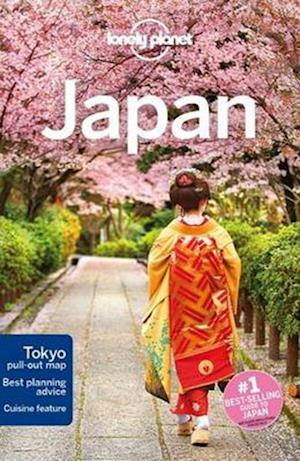 Lonely Planet Japan af Lonely Planet