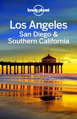 Lonely Planet Los Angeles, San Diego & Southern California af Adam Skolnick