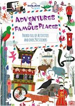Adventures in Famous Places af Lonely Planet Kids