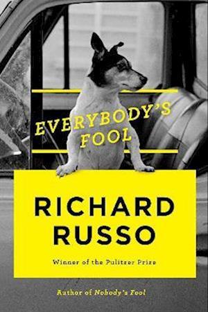 Bog, hardback Everybody's Fool af Richard Russo