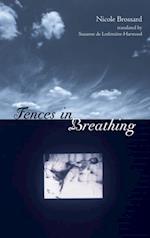 Fences in Breathing af Nicole Brossard