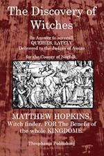 The Discovery of Witches af Matthew Hopkins