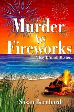 Bog, paperback Murder by Fireworks af Susan Bernhardt