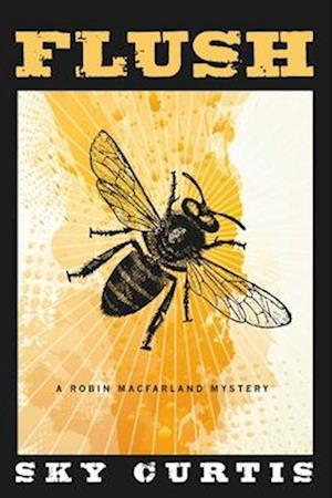 Bog, paperback Flush af Sky Curtis