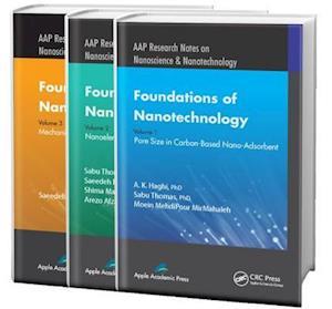 Foundations of Nanotechnology af A. K. Haghi