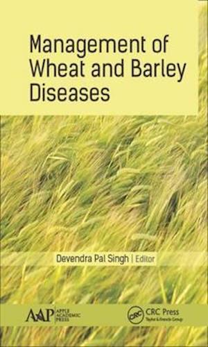 Bog, hardback Management of Wheat and Barley Diseases af Devendra Pal Singh