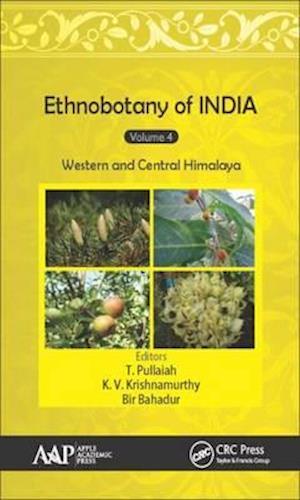 Bog, hardback Ethnobotany of India af T. Pullaiah