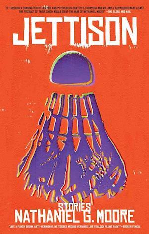 Bog, paperback Jettison af Nathaniel G. Moore