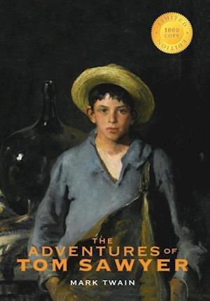Bog, hardback The Adventures of Tom Sawyer (1000 Copy Limited Edition) af Twain Mark
