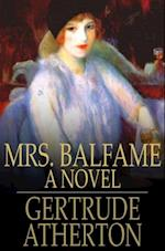Mrs. Balfame af Gertrude Atherton
