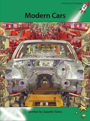 Modern Cars af Suzette Toms