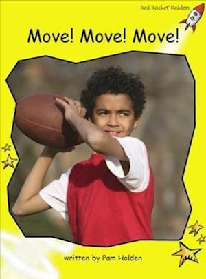Move! Move! Move! af Pam Holden