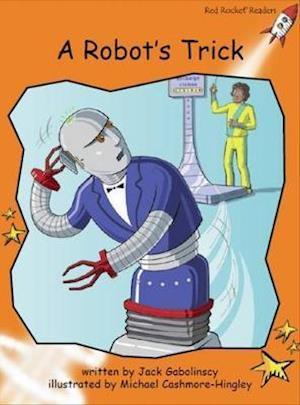 Bog, paperback A Robot's Trick af Jack Gabolinscy
