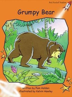 Bog, paperback Grumpy Bear af Pam Holden