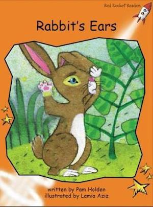Bog, paperback Rabbit's Ears af Pam Holden