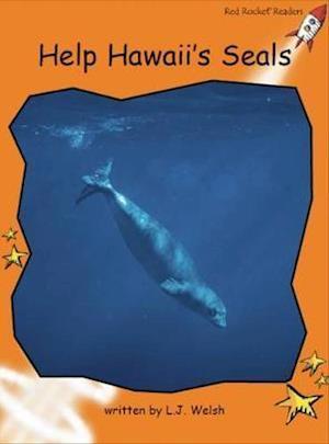 Bog, paperback Help Hawaii's Seal af L. J. Welsh
