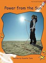 Power from the Sun (Red Rocket Readers)